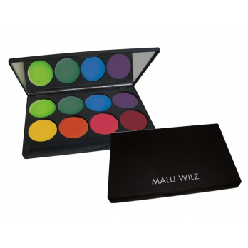 MALU WILZ High Pigmented Eyeshadow Palette