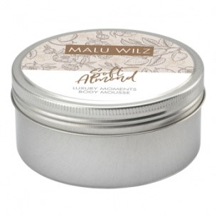MALU WILZ LUXURY MOMENTS BODY MOUSSE SOFT ALMOND