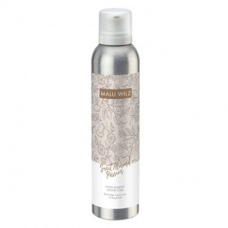 MALU WILZ LUXURY MOMENTS SHOWER FOAM SWEET ALMOND PASSION